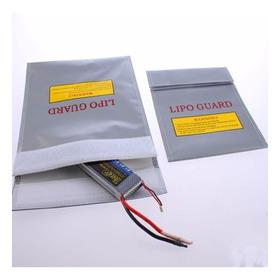 Lipo Safe Bag - Saco Anti Chamas - Proteção Bateria Lipo R