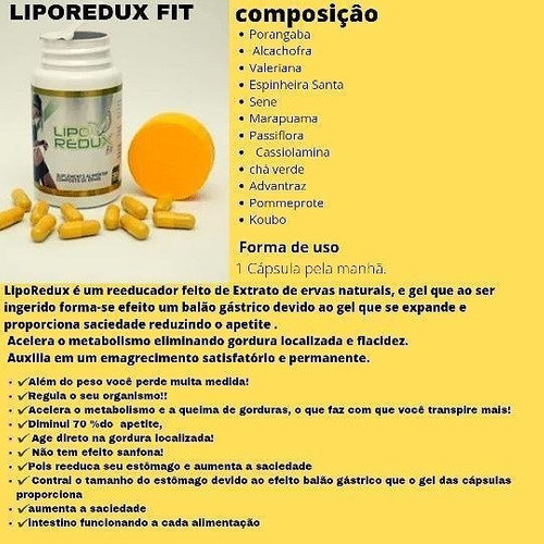 liporedux