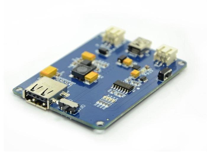 Liporider Pro Cargador Baterias Litio Para Panel Solar O