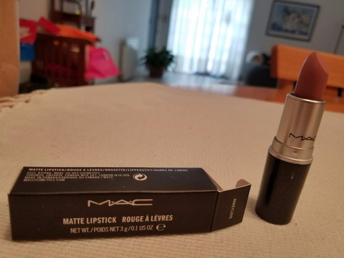 Lipstick Mac Labial 100% Original Nuevos Varios Colores - $ 389,00 ...