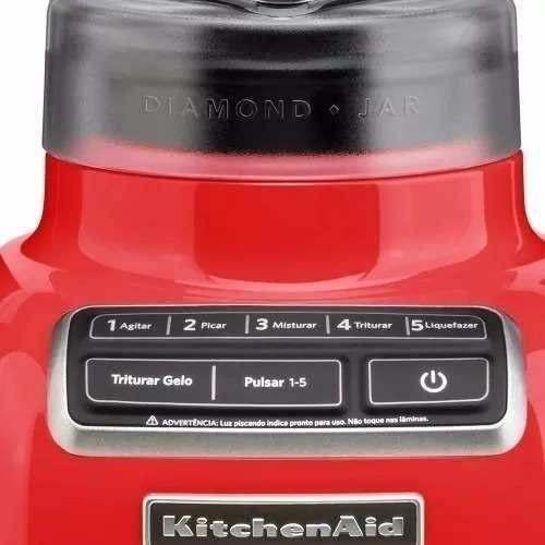 liq kitchenaid kua15 red 220v
