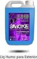 liq. para maquina de humo el mas denso - linea premium - 5 l