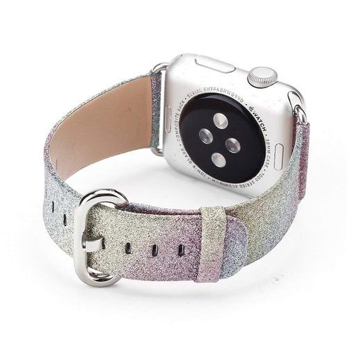 liqi inteligente reloj banda extreme de lujo 3d bling glitte