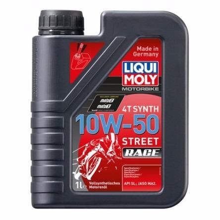 liqui moly aceite moto 4t  210w-50 1l sintetico