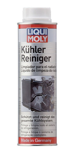 liqui moly kuhler reiniger radiator cleaner limpia radiador