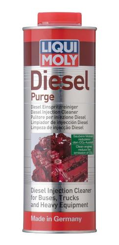 liqui moly limpia elimina depositos bomba inyectora diesel