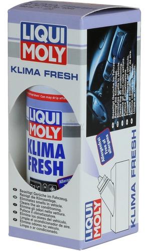 liqui moly limpiador aire acondicionado eliminador de olores