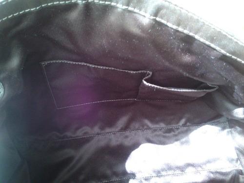 liquidación bolsa coach parches original