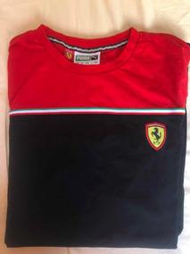bf882d1995 Camisetas Ferrari - Mercado Libre Ecuador