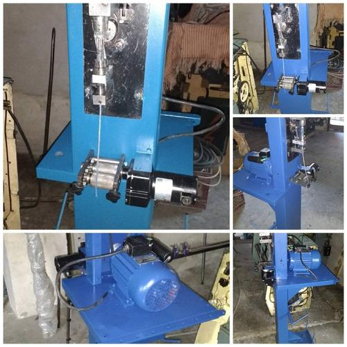 liquidación circulares rectilineas tinturadoras caldero con