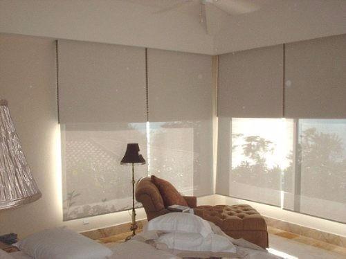 liquidación cortinas rollers  black out y scrren
