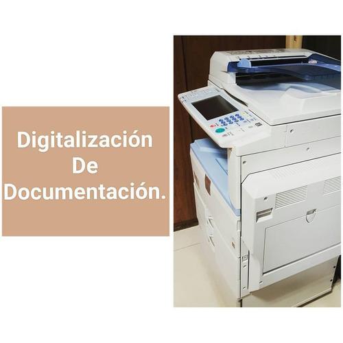 liquidacion de sueldos, control de accesos, digitalizacion