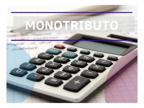 liquidacion de sueldos - monotributo - iibb - consultoria