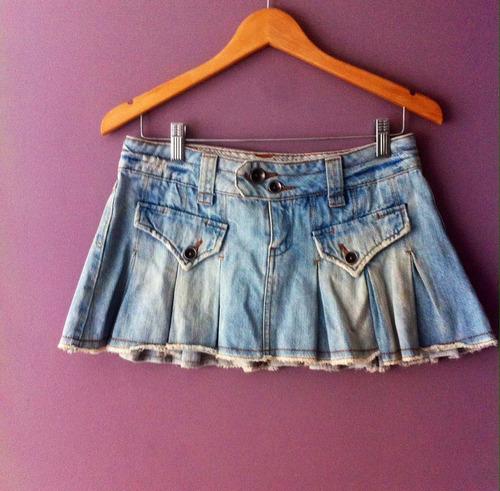 liquidacion! faldas marca zara, bershka y mas! como nuevas!
