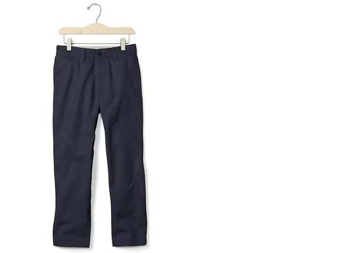 liquidación pantalon gap  azul original talla 18
