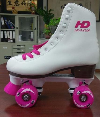 liquidacion! patines artísticos hondar 28 al 40 envio gratis