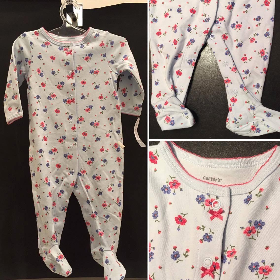 af0351ec0 liquidacion ropa bebe niña marca carters nueva talla 6 meses. Cargando zoom.