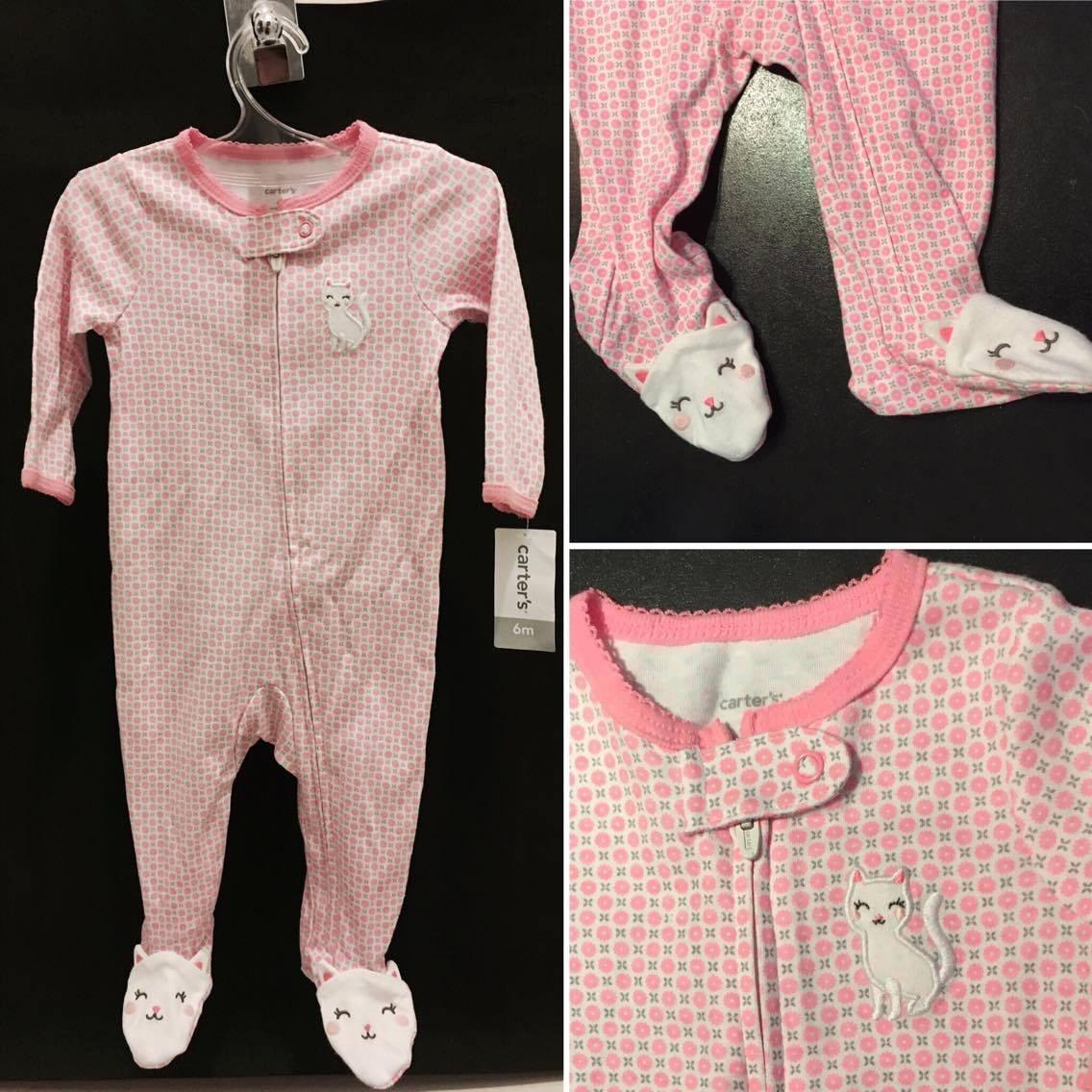 89d360da4 liquidación ropa bebe niña marca carters nueva talla 9 meses. Cargando zoom.