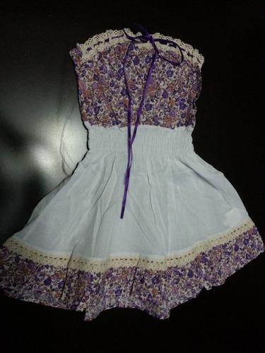 liquidacion vestidos de niñas coquetos tallas 2 oferta