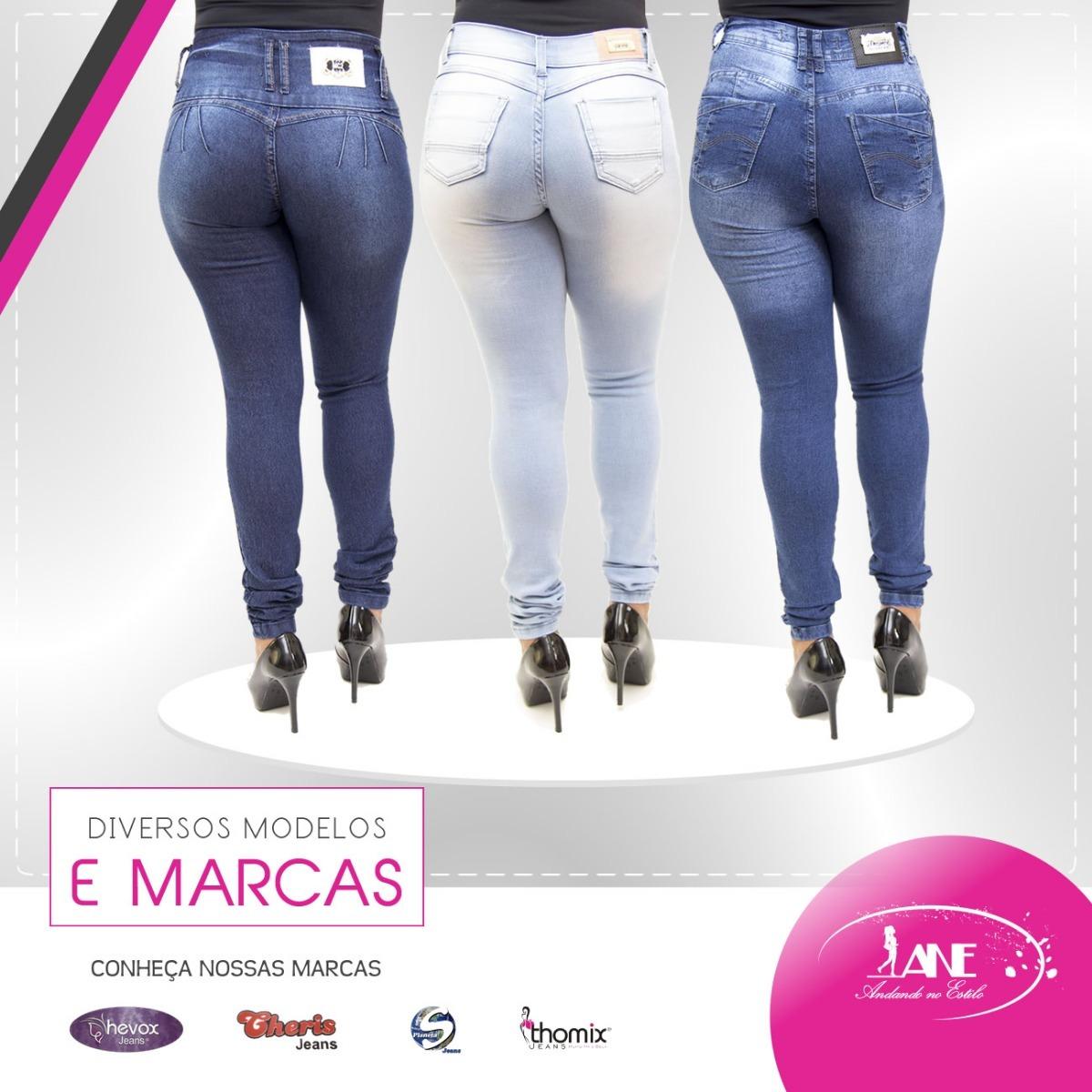 b8e6ce02b liquidação calça jeans feminina - preço de atacado. Carregando zoom.