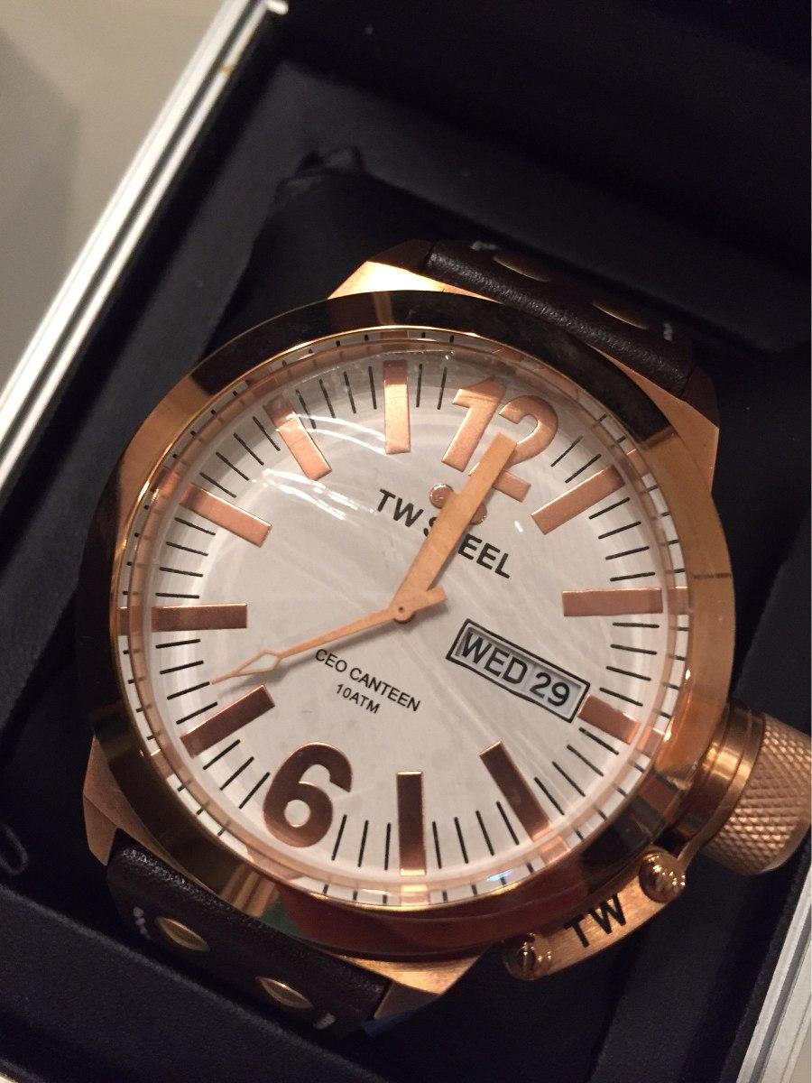 80c562b6f23 liquidação - relógio tw steel ceo canteen - 45mm - l26. Carregando zoom.