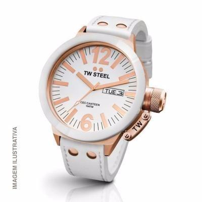 e54aa204938 Liquidação - Relógio Tw Steel Ceo Canteen - 45mm - L91 - R  999