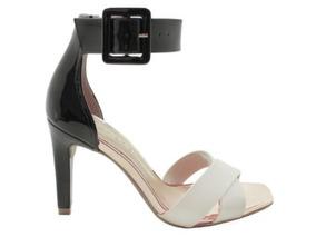 f69686d911 Liquidaco Sandalia Salto 6 Cm Feminino - Sapatos no Mercado Livre Brasil