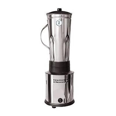liquidificador industrial 2 litros alta rotaçao inox 800 w(c