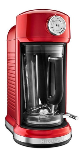 liquidificador kitchenaid magnetic drive kua25 vermelho 220v