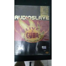 Liquido Audioslave Live In Cuba Dvd Original.