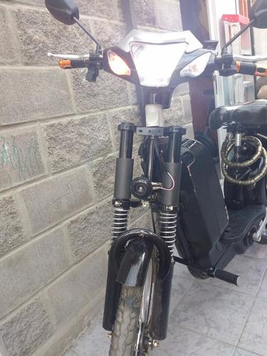 liquido!!!!! bicicleta electrica 60 v