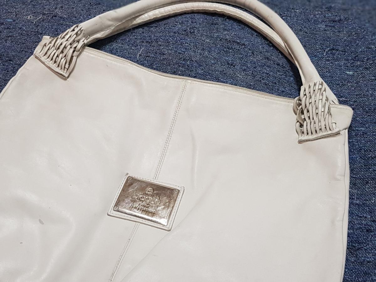 91c8bbf94 Liquido Cartera Blaque Cuero Blanco - $ 500,00 en Mercado Libre