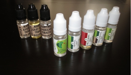 liquido cigarro electronico tabaco ec c/s nicotina - eeuu