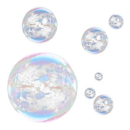 líquido concentrado 200ml en colores burbujas más duraderas