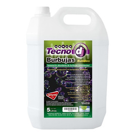 Liquido De Burbujas 5 Litros / Lanyvel / Tecno Dj