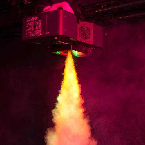liquido de humo - linea flash - simula co2