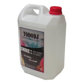 Liquido De Humo Maquina 5 Litros Linea Dj El Mejor