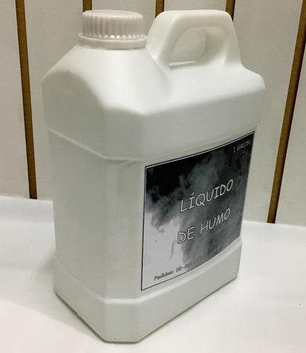 liquido de humo para maquina de humo 1 galon