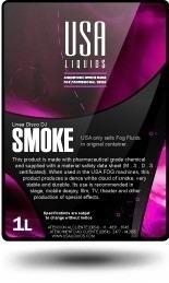 liquido de humo usa liquids 1 litros linea disco dj liviano