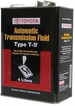 liquido fluido caja automatica toyota