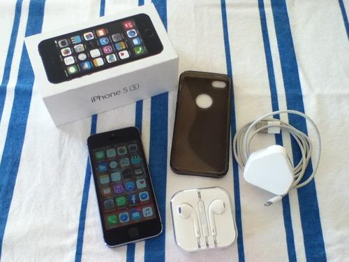 liquido iphone 5s 16gb usado liberado impecable