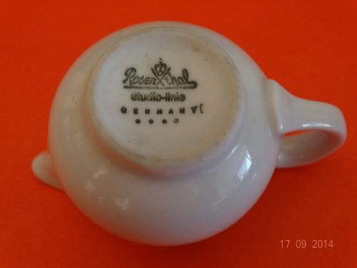 liquido jarro miniatura aleman de coleccion finisimo de luxe