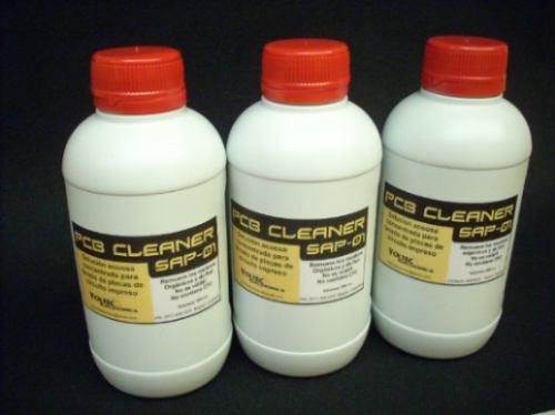 liquido lavado por ultrasonido - pcb cleaner sap-01