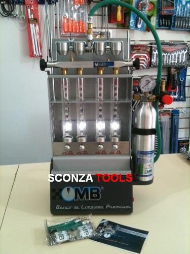 liquido limpia inyectores para batea ultrasonido / inmersion