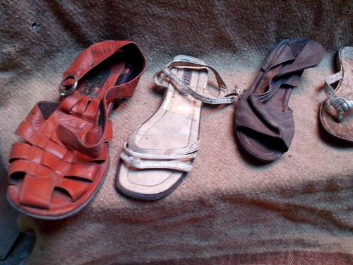 liquido lote de zapatos de mujer