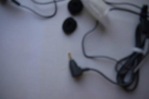 liquido manos libres con control de volumen conector pequeño