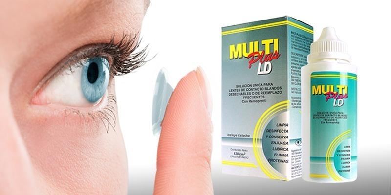 9ef386f782 Descripción. Vendo liquido para uso y mantenimiento de lentes de contacto  MULTIPLUS. PRECIO ...