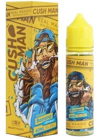 liquido nasty cush man 60ml vape vaper electronico