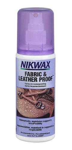 liquido nikwax impermeabiliza calzado spray 125ml waterproof