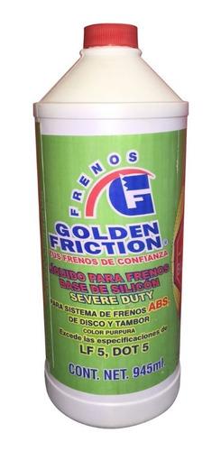 liquido para frenos siliconado dot-5 945ml